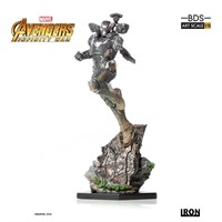 IRON STUDIOS Infinity War War Machine - BDS 1/10 Art Scale